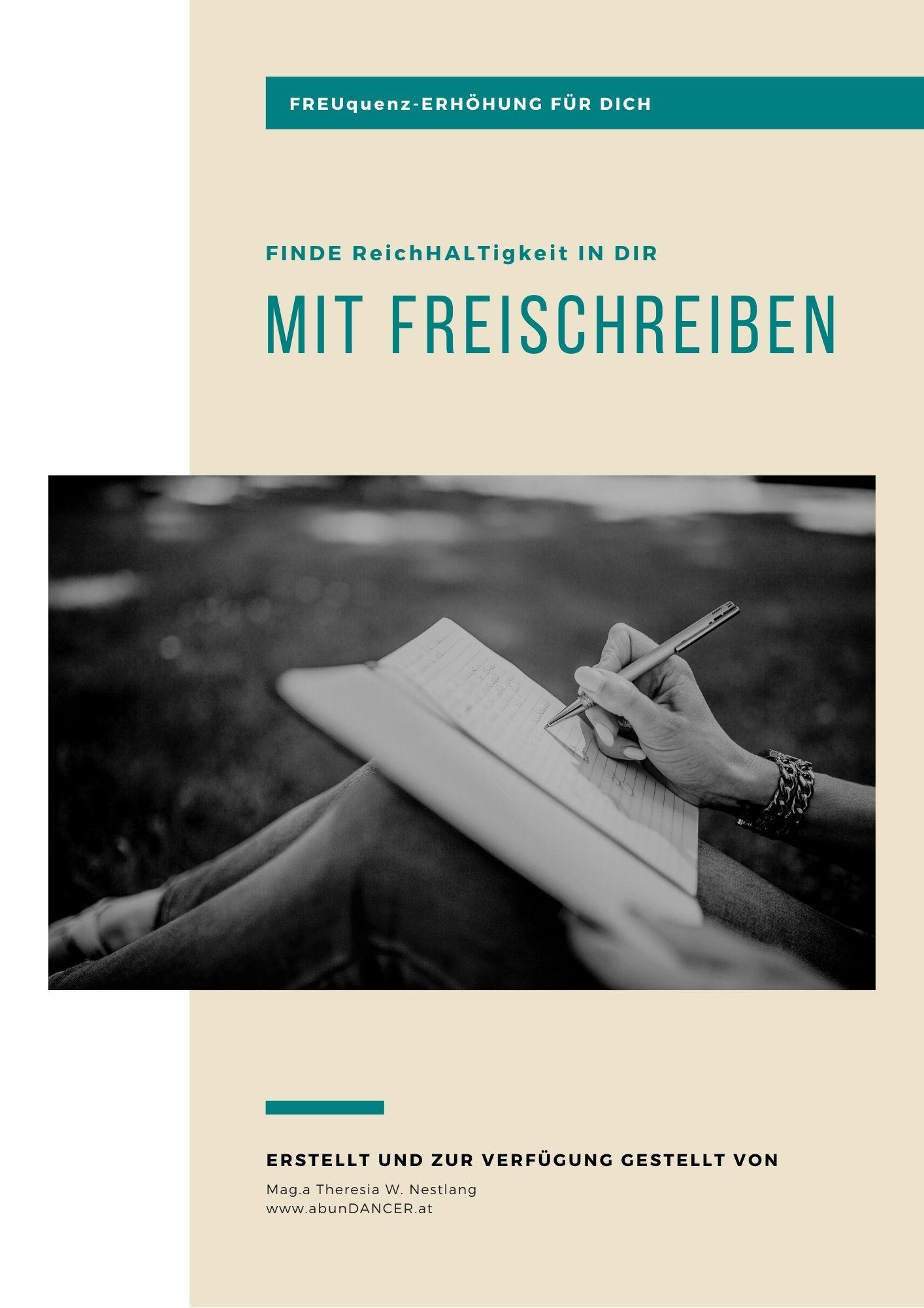 eBookCover_FreiSchreibFreude